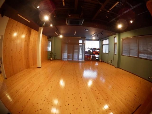 Ahimsa Yoga&Relax (アヒムサ ヨガアンドリラックス)のスタジオ風景