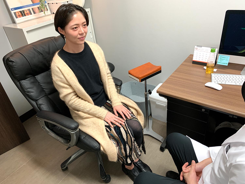 東京GLPクリニック 医師の診察
