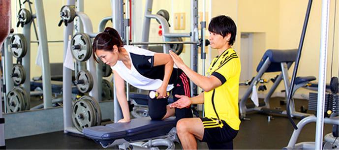 スポーツクラブ ルネサンス 仙川24のスタジオ風景