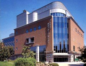中央区総合スポーツセンターの外観