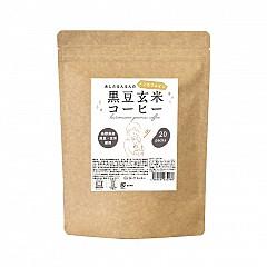 あしたるんるんのノンカフェイン黒豆玄米珈琲
