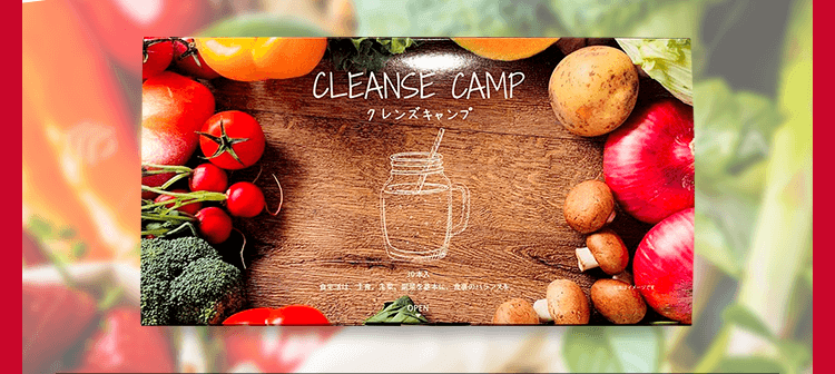 CLEANSE CAMP