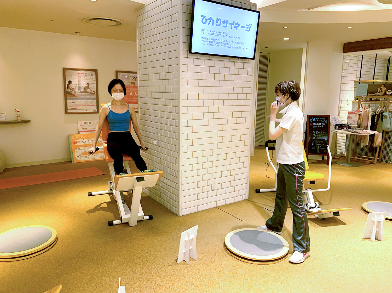 Bodies 体験・サーキットトレーニング