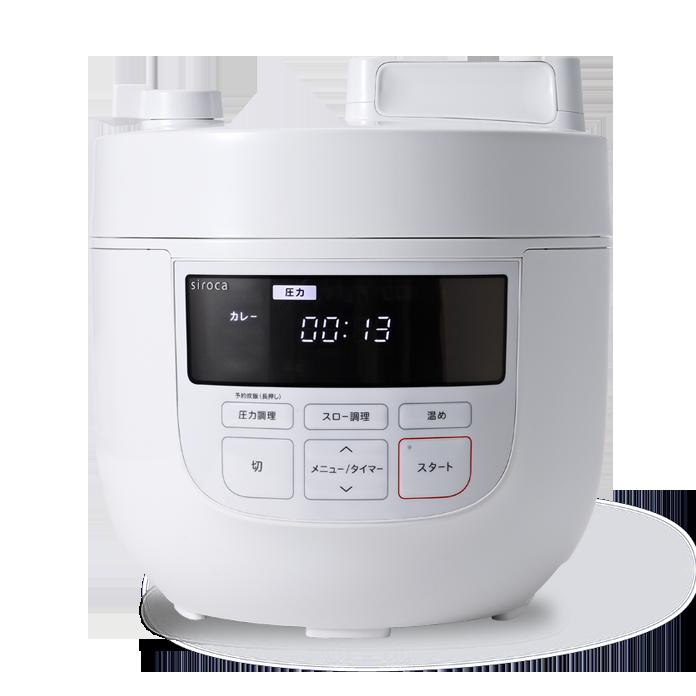電気圧力鍋SP-4D151