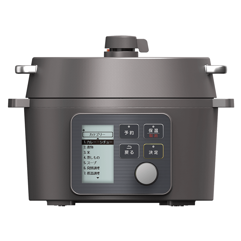 電気圧力鍋 KPC-MA2