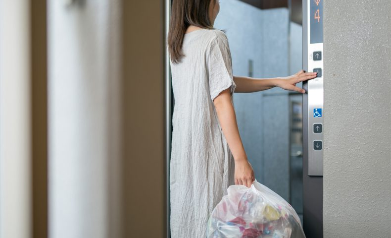 ゴミ出しやちょっとした外出に便利!オートロック一時停止機能って知ってました?