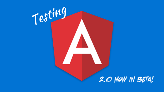 Angular2 Unit Testing - 準備編