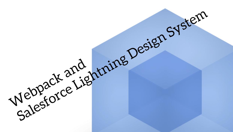 webpackでSalesforce Lightning Design Systemを使う