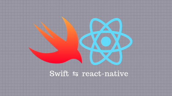 react-nativeでNative moduleを呼び出す(Swift編)