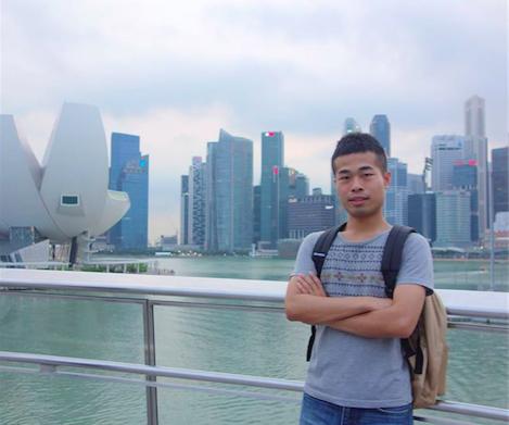 【人物專訪】從台灣大企業到新加坡新創! Oddle 工程師傅學勇:我從不設定人生的航線 Meet.jobs Column