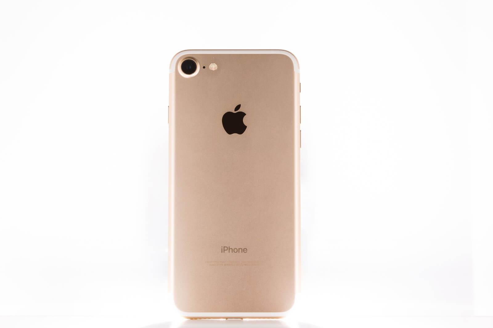 ドコモのiPhone