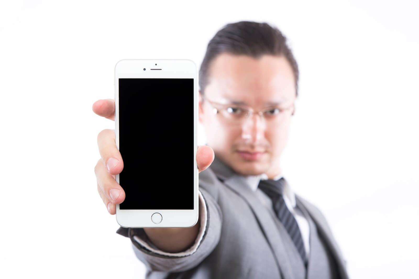 SIMロック解除(SIMフリー化)したドコモ(docomo)のiPhone