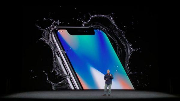 iphoneXの防水性能