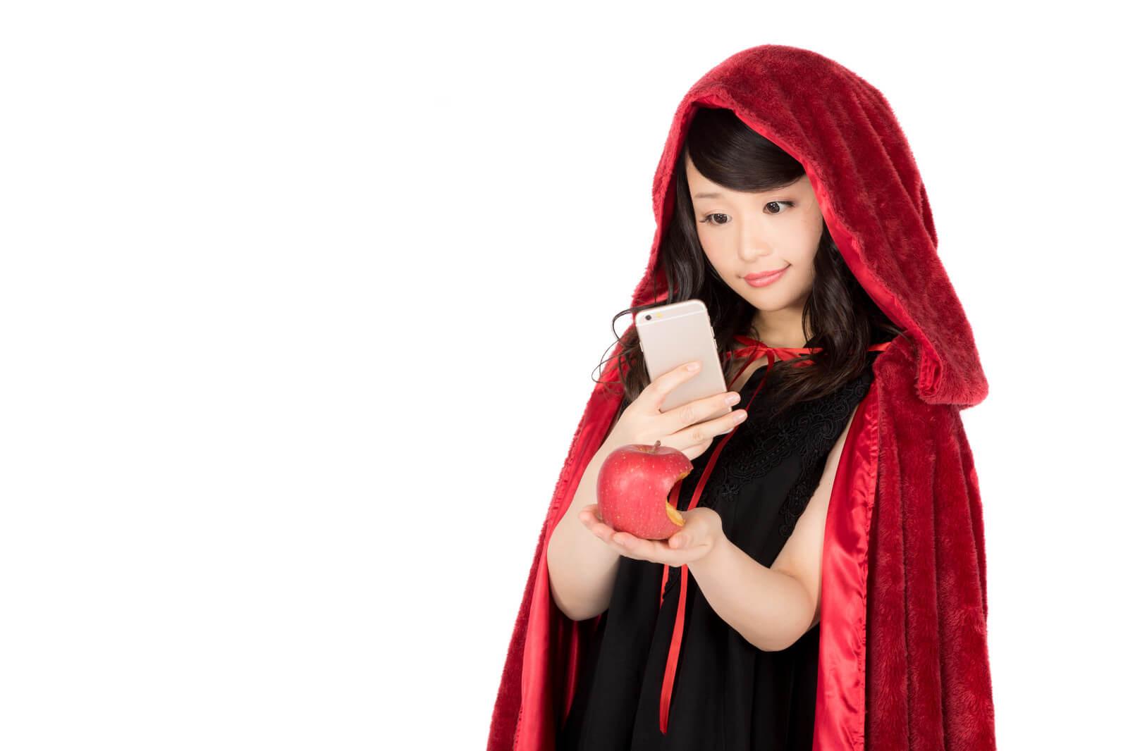 Appleとiphone