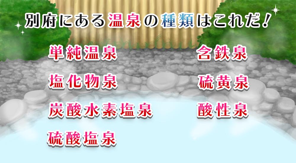onsen_種類