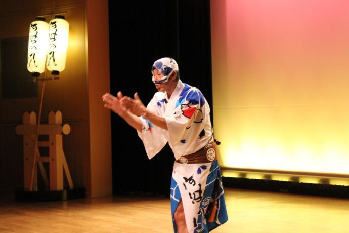 阿波踊り体験