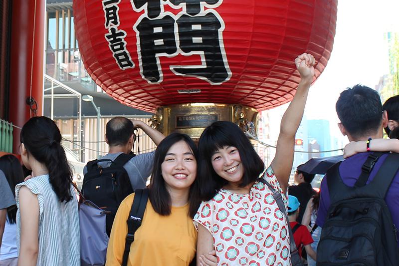【東京食べ歩き観光】外国の方と行く「下町商店街」食べ歩きツアー