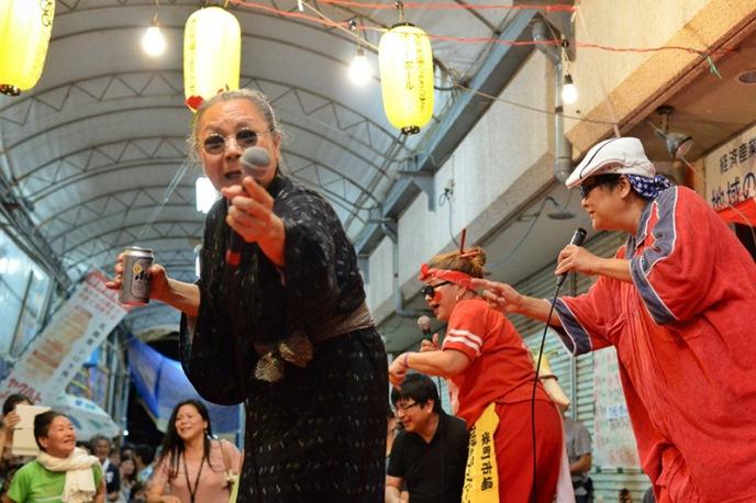 沖縄観光で栄町市場に来た事が無い人は損してるから絶対に行くべき