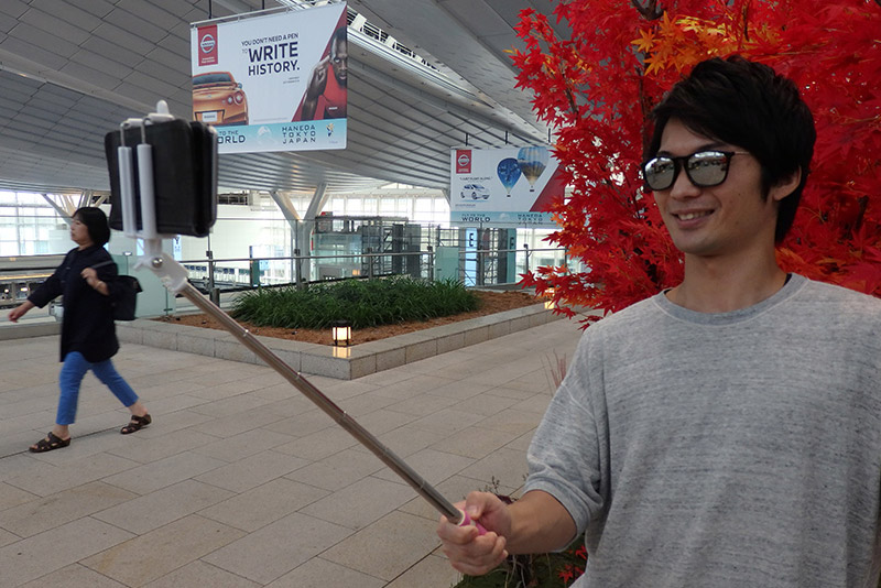 旅行のおいしいところだけ頂く。「旅行直前旅」のススメ in 羽田空港