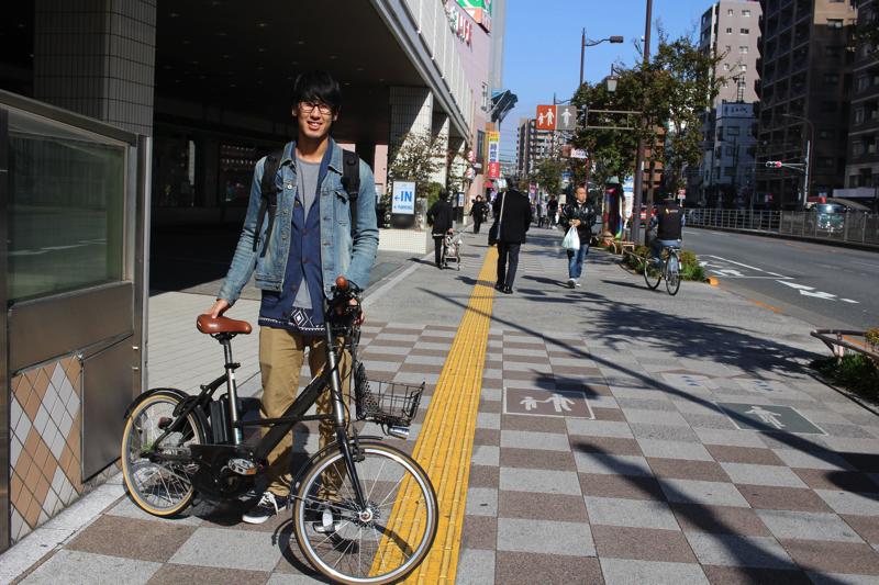 東京観光するならレンタル自転車が最強。半日で浅草から渋谷まで周ってみた