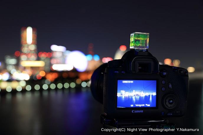 【プロが教える夜景の撮り方】夜景の宝庫「横浜」での撮影実践テクニック