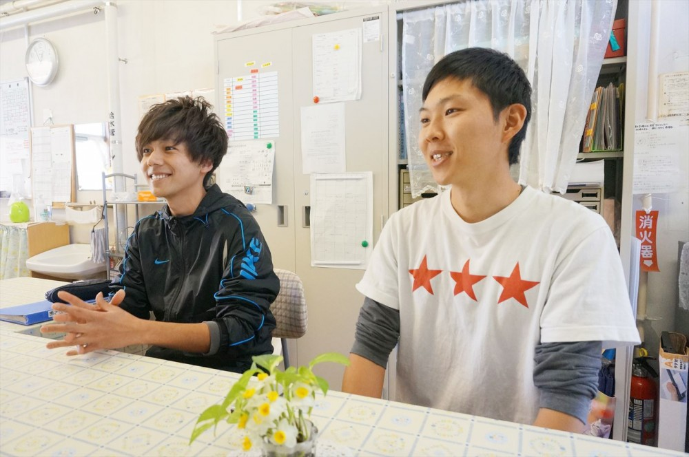 写真左・植草さん 右・古川さん(共に29歳)