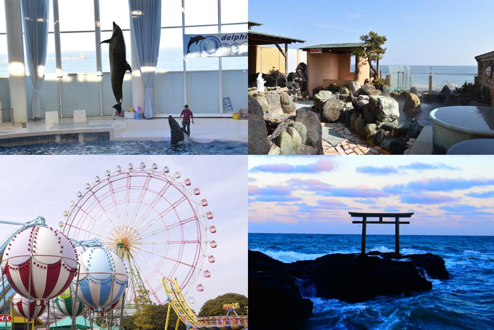 東京からのドライブデートは、国営ひたち海浜公園や大洗周辺が最高