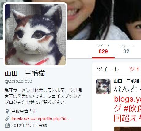 山田三毛猫