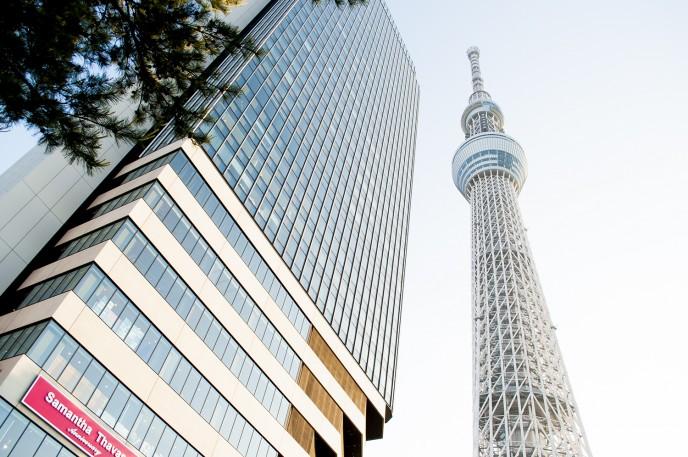 東京スカイツリーの観光ってどんな感じ?ソラマチと合わせて現地からお届け