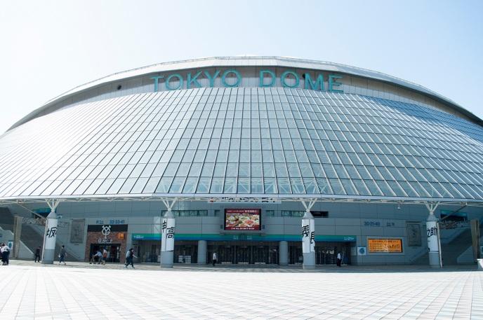 東京ドームの愛称は「BIG EGG(ビッグエッグ)」(最近は使っている人あんまいないかも)
