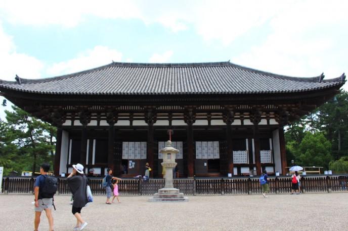 興福寺・東金堂(国宝)
