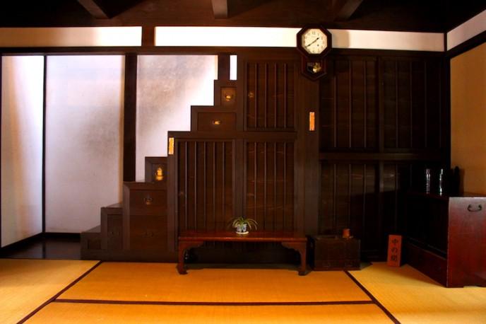 格子の家4