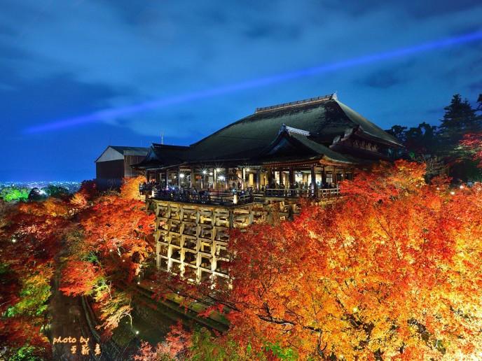 夜景写真家が選ぶ!深まる秋に京都を彩るオススメ紅葉スポット
