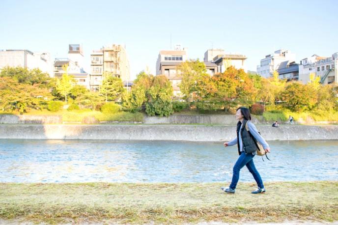 京都・鴨川でまったりお散歩観光!おすすめルート&カフェをご紹介