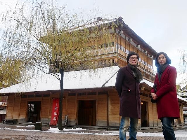 金沢から30分!山代温泉(加賀温泉郷)はのんびり夫婦旅にオススメ