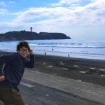湘南の海でオーシャンビューが見えるチェーン店を探す。そういう旅。