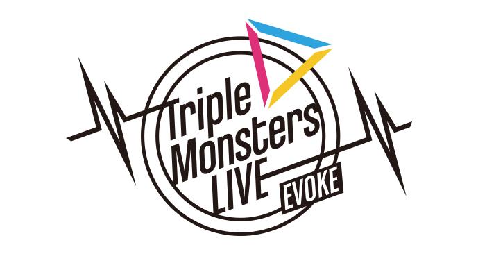5月26日(土)トリプルモンスターズ ライブタイトルとロゴを公開!!