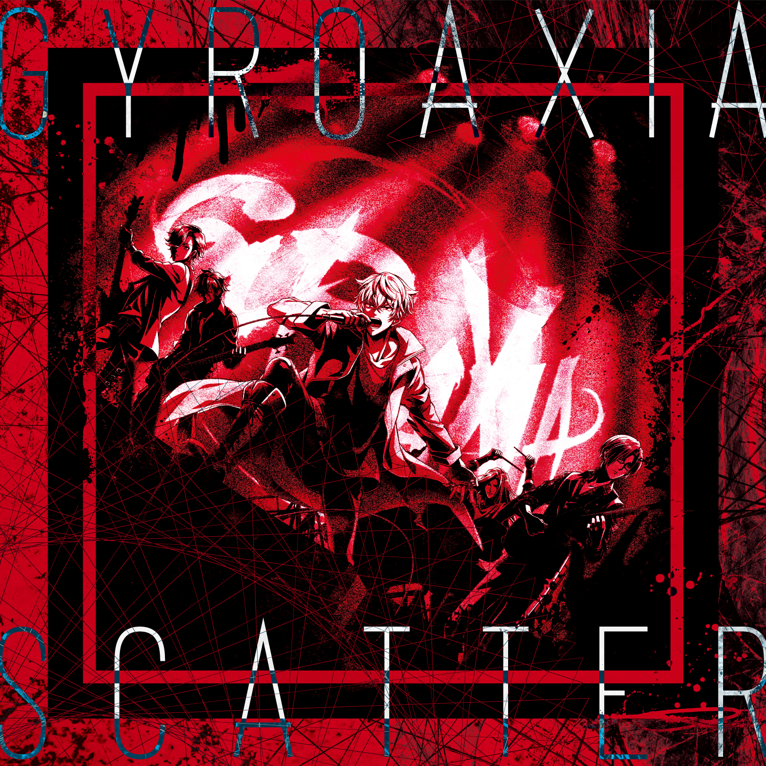 GYROAXIA 1st Single「SCATTER」