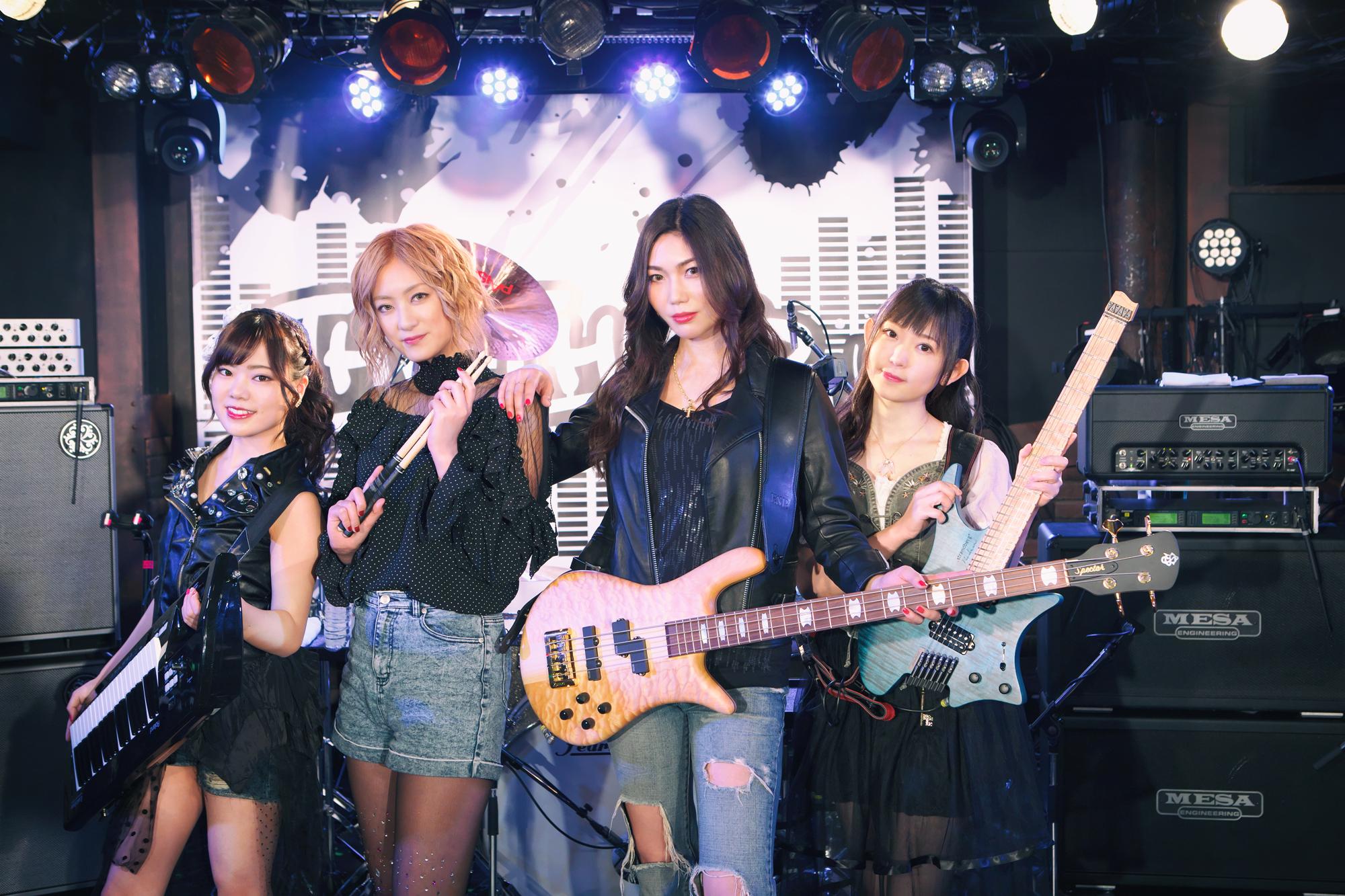THE THIRD(仮)2ndライブ ライブ・ビューイング開催決定!