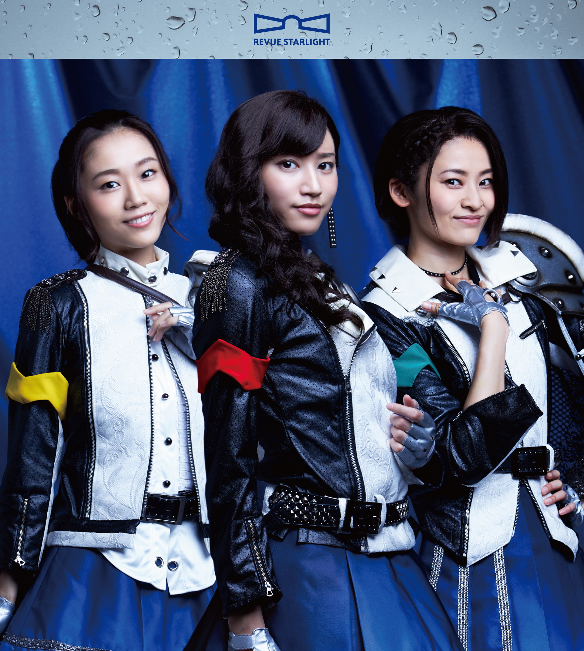 少女☆歌劇 レヴュースタァライト -The LIVE 青嵐- BLUE GLITTER 主題歌「BLUE ANTHEM」