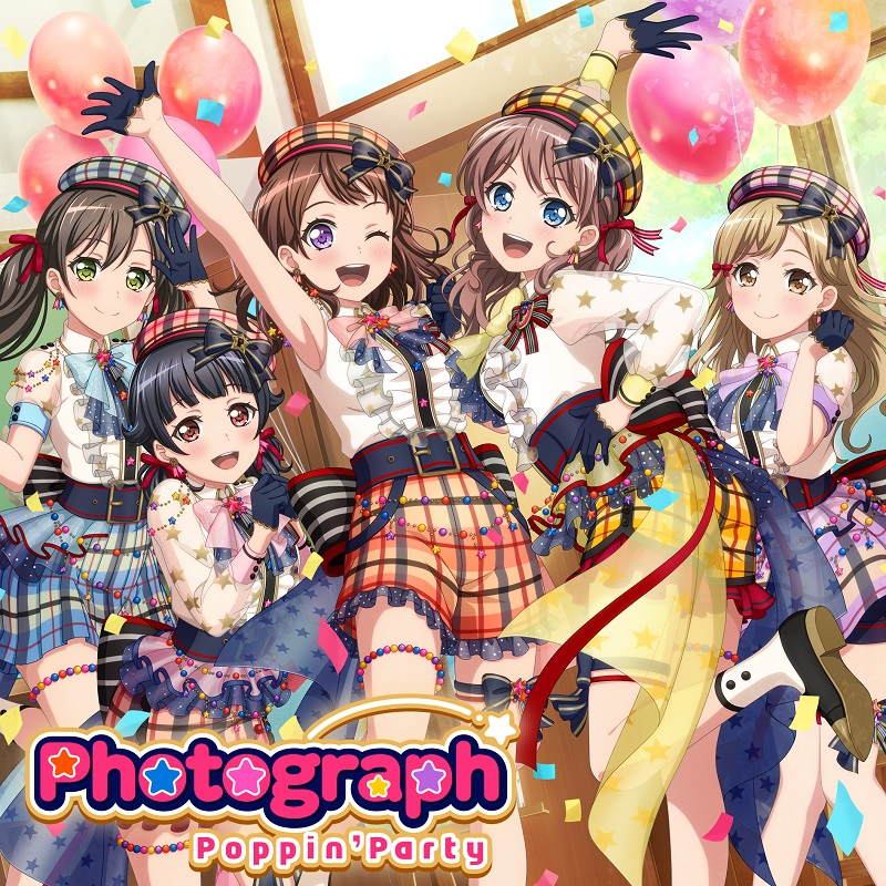 Poppin'Party 16th Single「Photograph」