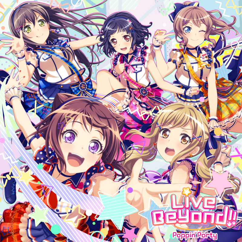 Poppin'Party ミニAlbum「Live Beyond!!」