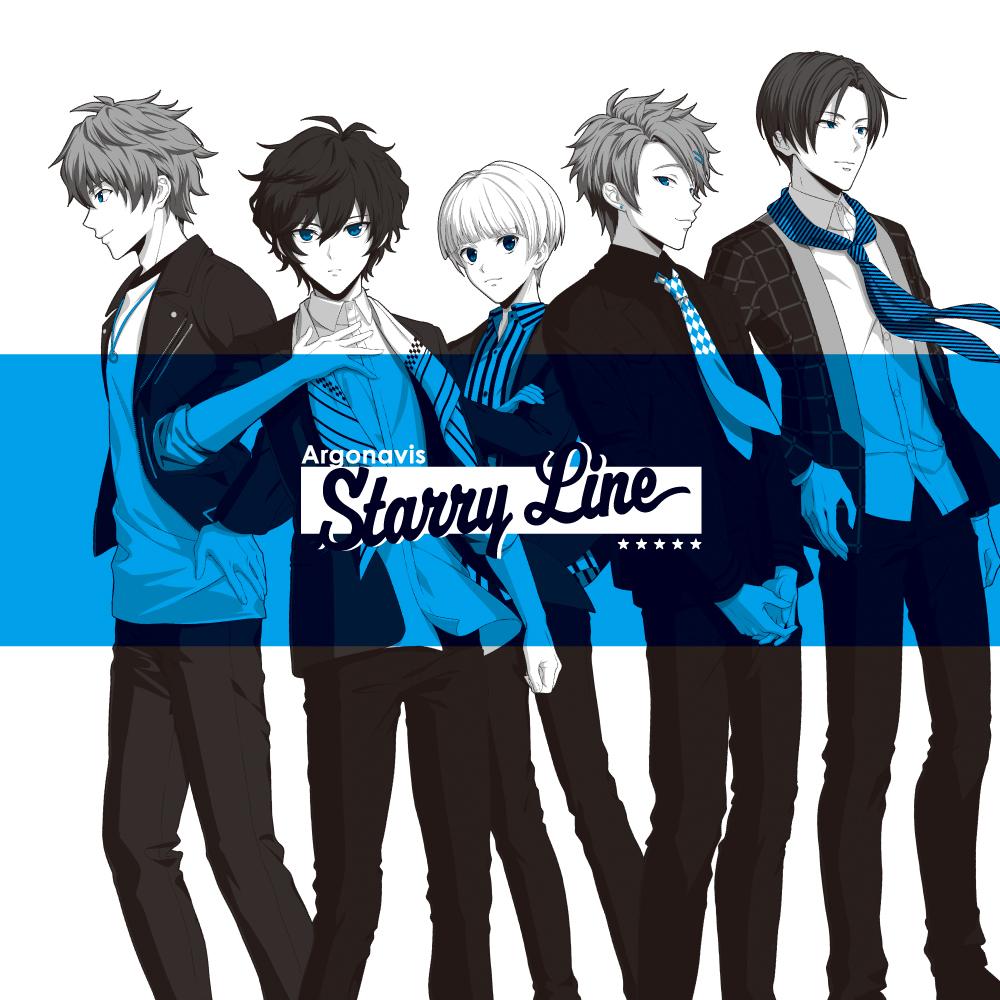 【PR情報】Argonavis 1st Album「Starry Line」本日8/12(水)発売!更にコミック版「アルゴナビス」も少年ジャンプ+にて連載開始!