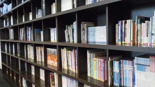 弁護士会館ブックセンターで売れる書籍の傾向