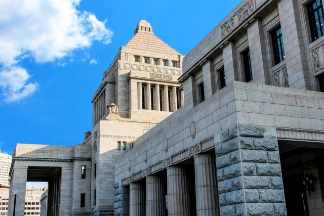 第196回国会での法律案の提出・成立件数の振り返り