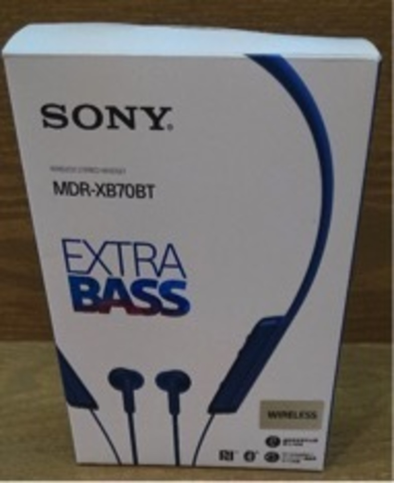 【Bluetoothイヤホンでも重厚感がある音質!SONY MDR‐XB70BT EXTRA BASS】