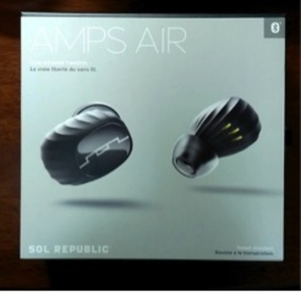 【競合相手はAirPods ?AMPS AIR】