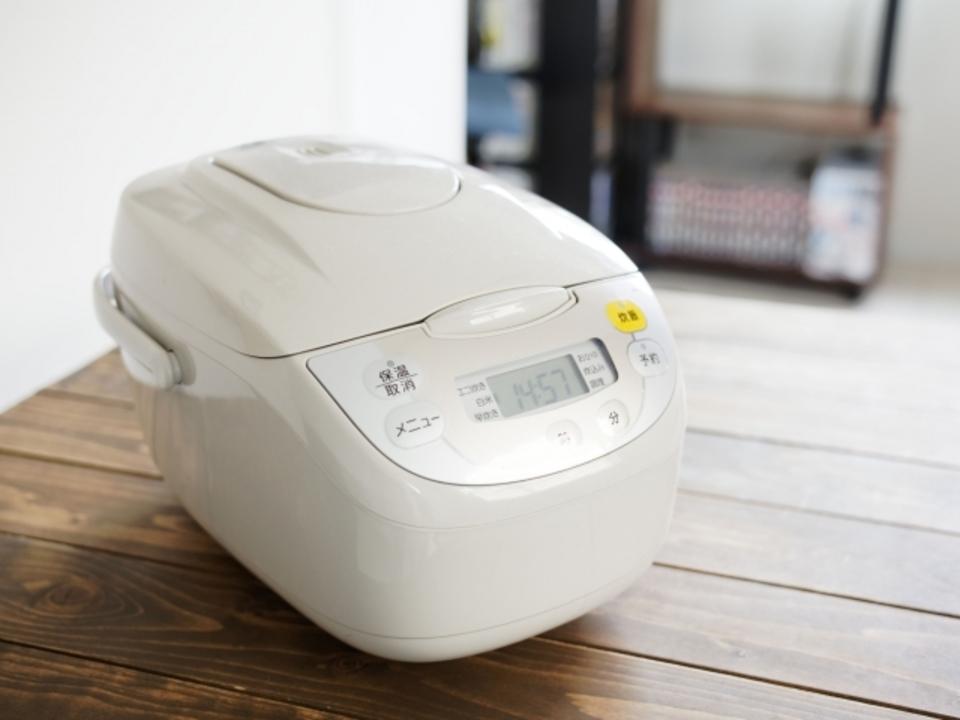 一人暮らしにおすすめの炊飯器20選!安い,おしゃれ,サイズ,IH別!