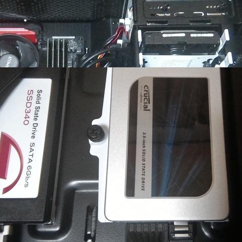 SSDとHDDの併用でデスクトップPCを爆速!取り付けや設定方法