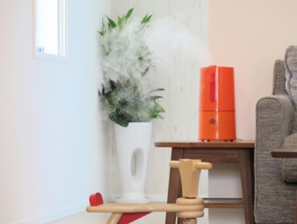 一人暮らしにおすすめの加湿器3選!おすすめ加湿器の特徴なども解説